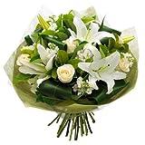 Florclick - Ramo White- Ramo de flores naturales en 24 horas y envío GRATIS