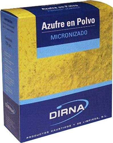 Azufre en polvo micronizado 750 grs