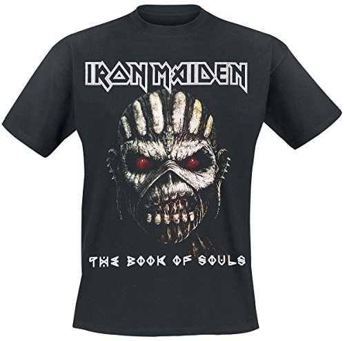 Iron Maiden The Book Of Souls T-Shirt nero M