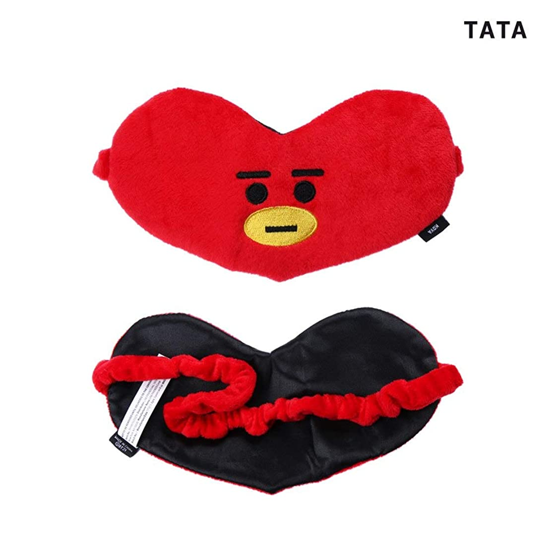 出発するストレージオーストラリア人NOTE かわいいアイマスクK-POP BTSバンタンボーイズレストスリープマスクBT21スガタタチミーRJクッキーアイシェードアイマスクパッチ睡眠ケアツール