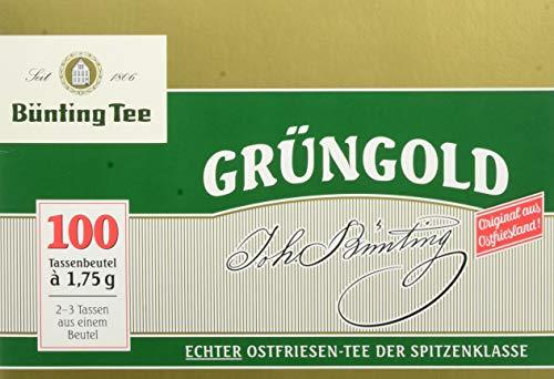 Bünting Tee -   Grüngold Echter