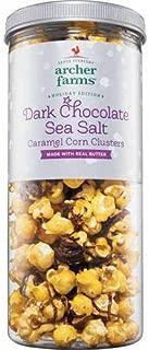 Archer Farms - Dark Chocolate with Sea Salt Carmel Corn Cluster