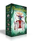 Thunder Girls Adventure Collection Books 1-4: Freya and the Magic Jewel; Sif and the Dwarfs' Treasures;  Idun and the Apples of Youth; Skade and the Enchanted Snow