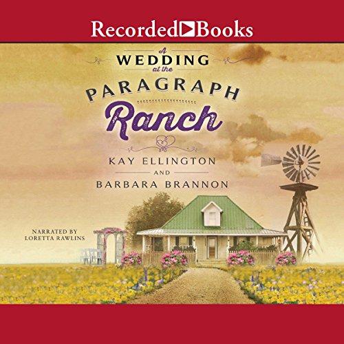 Couverture de A Wedding at the Paragraph Ranch