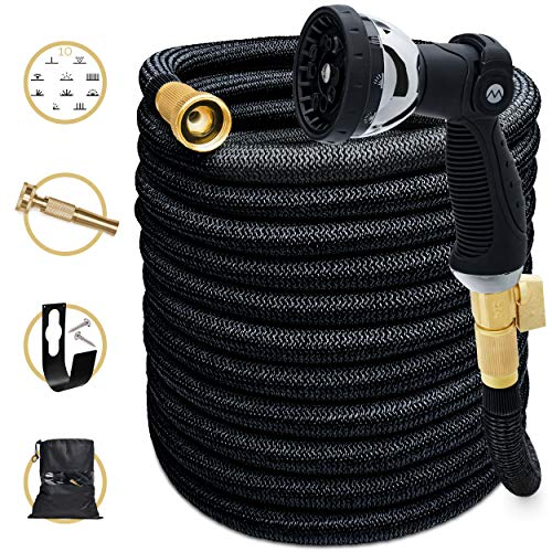 Morvat Improved for Summer 2020 Expandable Garden Hose 75 FT-Most...