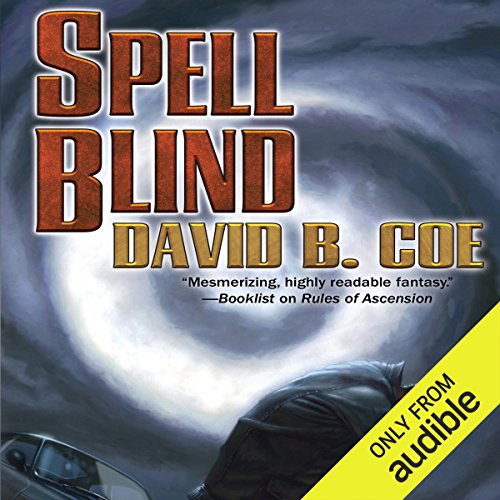 Spell Blind audiobook cover art