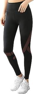 comprar comparacion LaLaAreal Mallas Deportivas Mujer Pantalones Pirata Leggins Deportes para Running Yoga Fitness Gym
