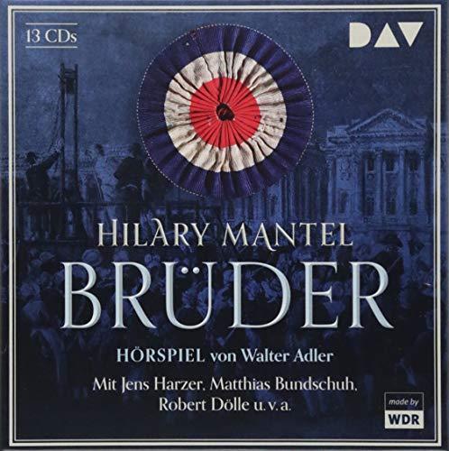 Brüder: Hörspiel mit Michael Rotschopf, Robert Dölle, Jens Harzer u.v.a. (13 CDs)