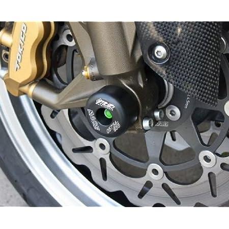 Satz Gsg Moto Sturzpads Vorderrad Kawasaki Zx 6r Zx636c 05 06 Auto