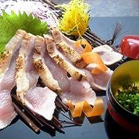 水郷のとりやさん 国産 鶏肉 むね肉 たたき 1枚 特製土佐酢ダレ 肉 加工品 ※冷凍便限定