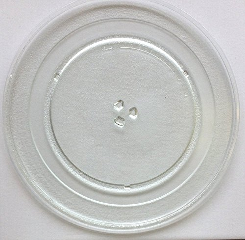 Sharp Microwave Glass Turntable Plate / Tray for Model R551Z and SMC1840 Models