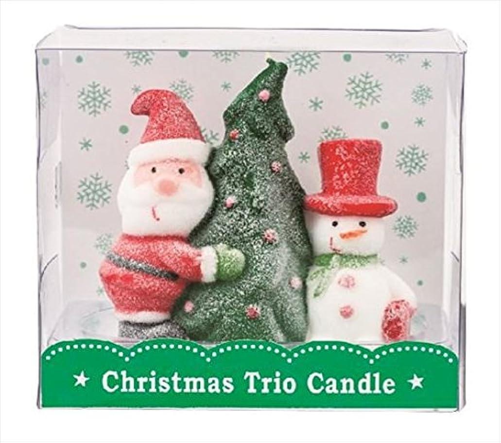 成功粒共産主義者kameyama candle(カメヤマキャンドル) クリスマストリオキャンドル 「 ツリー 」(A3220020)