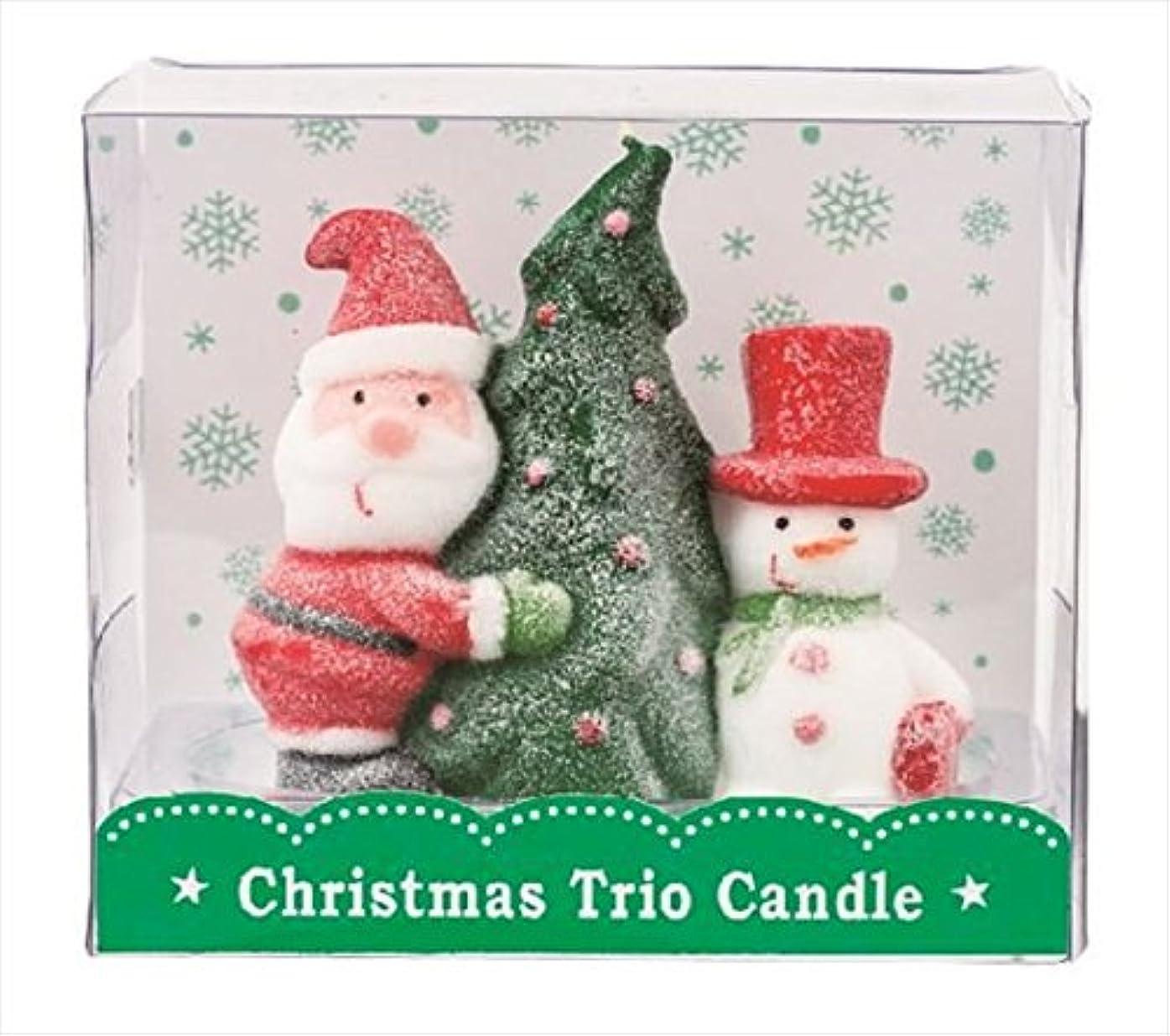 適性顕現火曜日kameyama candle(カメヤマキャンドル) クリスマストリオキャンドル 「 ツリー 」(A3220020)