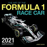 The Art of the Formula 1 Race Car 2021: 16-Month Calendar - September 2020 through December 2021