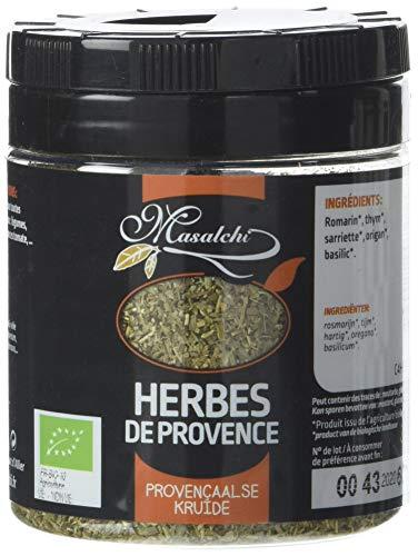 Masalchi Mélange Herbes De Provence Flocons Bio 60 G