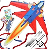 LESONG Kite for Kids and Adults. Easy to Fly. Great kite for Outdoor