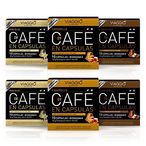 Viaggio Espresso Cápsulas de café