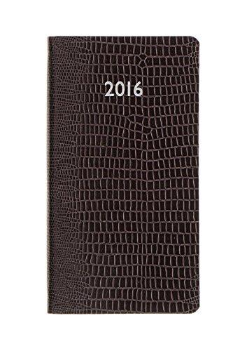 Iguana Letts diario de bolsillo 2016 de Brown