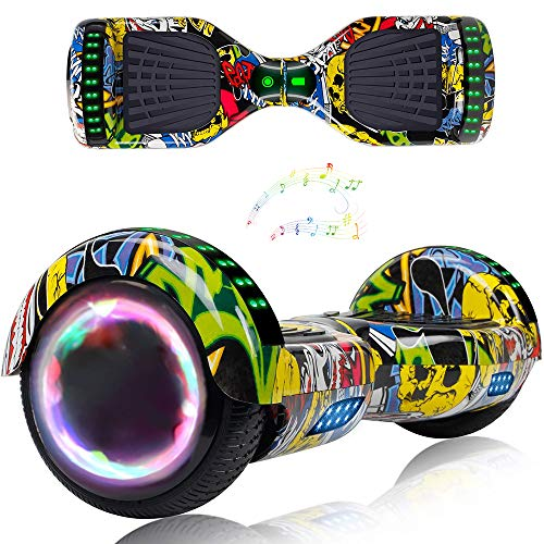 Wind Way Hover Board 6,5 Pouces -...