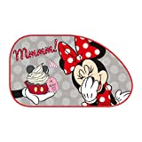 2 x Disney Minnie Mouse Large Car Sun Shade UV Kids Baby Children Window Visor
