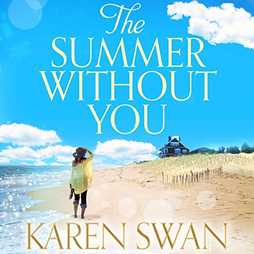 The Summer Without You audiobook cover art