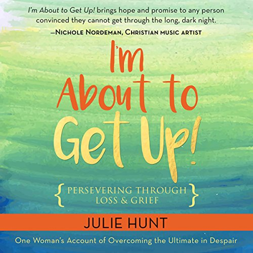 I'm About to Get Up! audiobook cover art