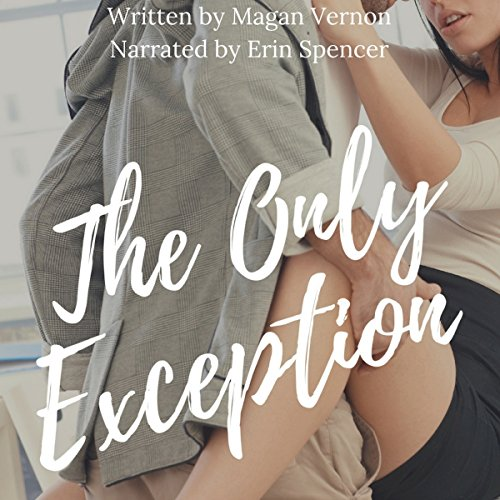 The Only Exception audiobook cover art