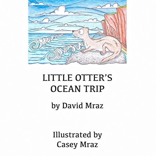 Little Otter's Ocean Trip audiobook cover art