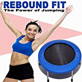Rebound Fit - The Power of Jumping (EDM Jumping Workout Music for Trampoline, Cardio & Fitness)