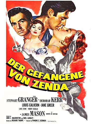 Prisoner of Zenda, The (1952)