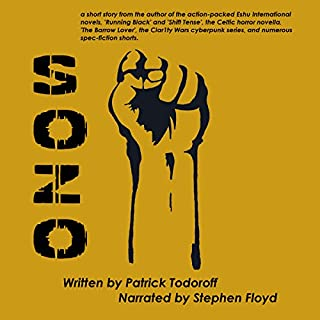 Sozo audiobook cover art