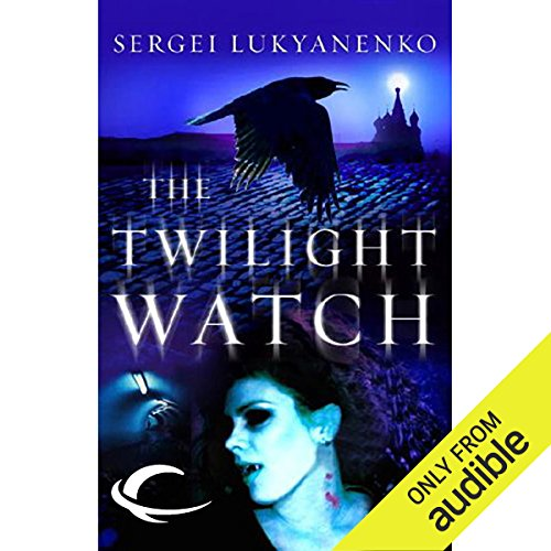 Twilight Watch audiobook cover art