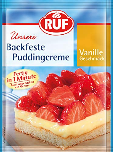 RUF Backfeste Puddingcreme, 14er Pack (14 x 42 g)
