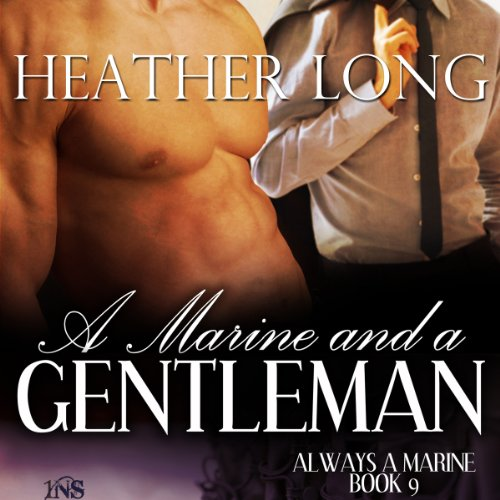A Marine and a Gentleman audiobook cover art