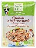 Jardin Bio Quinoa à la Provençale sans Gluten 220 g - Pack de 6