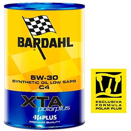 Olio auto BARDAHL XTA Polarplus 5W30 C4 1 lt