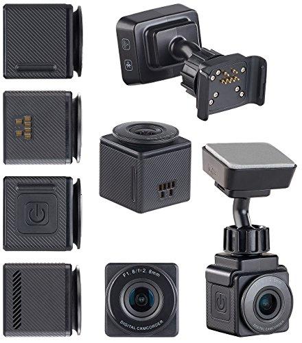 NavGear WiFi Mini Dashcam mit Full HD - 8