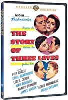 Story of Three Loves [DVD] [Import]