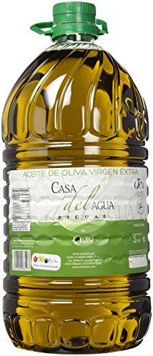 Aceite de oliva virgen extra 5 litros - Oro Bailen - Casa...