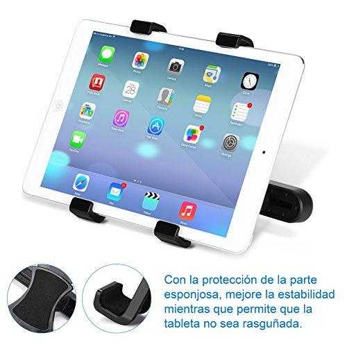 Soporte de Coche WANPOOL /Ángel Ajustable Soporte de Coche para 6 12,9 Pulgadas iPad y tabletas
