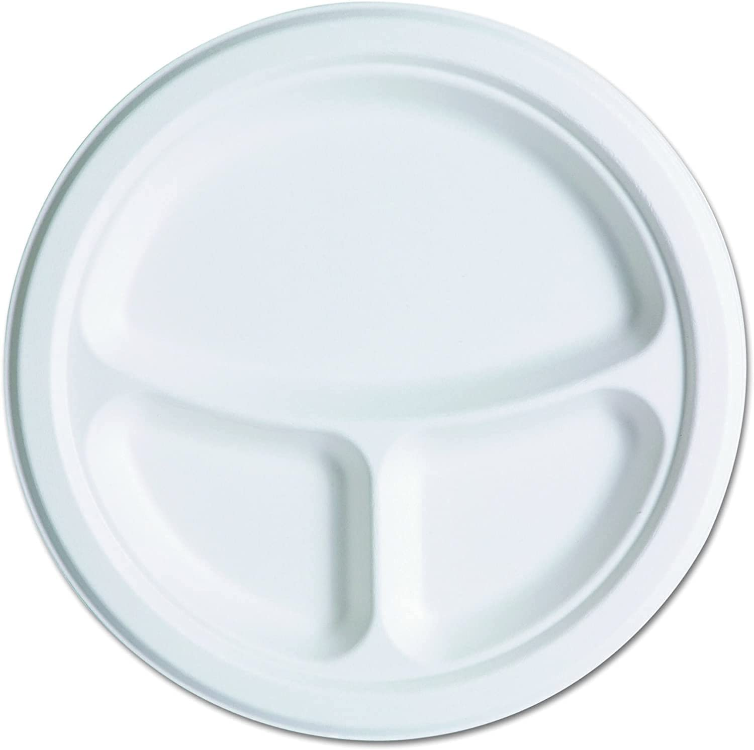 Eco-Products Max 90% OFF - Renewable Deluxe Compostable Plates Club Sugarcane Pac