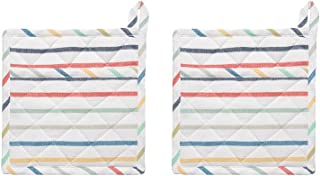 Now Designs Classic Potholders, Set of Two, Jubilee