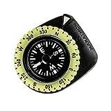 [マラソン] MARATHON Clip-On Wrist Compass with Glow in The Dark Bezel [正規輸入品][クロノワールド chronoworld]