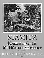 STAMITZ C. - Concierto en Sol Mayor Op.29 para Flauta y Piano (Reede/Hess)