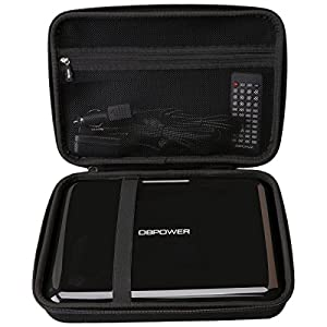 Aproca Hard Carrying Travel Storage Case for DBPOWER 10.5″ Portable DVD Player