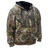 DEWALT DCHJ074D1-M Realtree Xtra Camouflage Heated Hoodie, Medium, Realtree Xtra Camo Hoodie - Medium