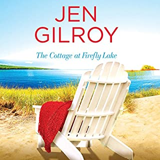 The Cottage at Firefly Lake audiobook cover art