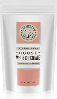 Sugar Free House White Chocolate 10 Ounce