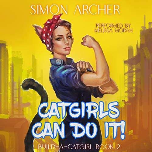 Catgirls Can Do It! Titelbild