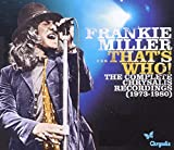Frankie Miller: ...That'S Who!the Complete Chrysalis Recordings (Audio CD (Standard Version))